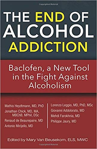 Baclofen is another very effective medication for alochol use disorder.