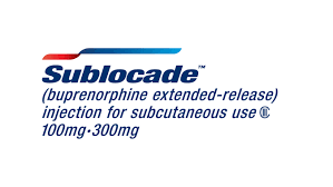 Sublocade is a monthly injection of Suboxone.